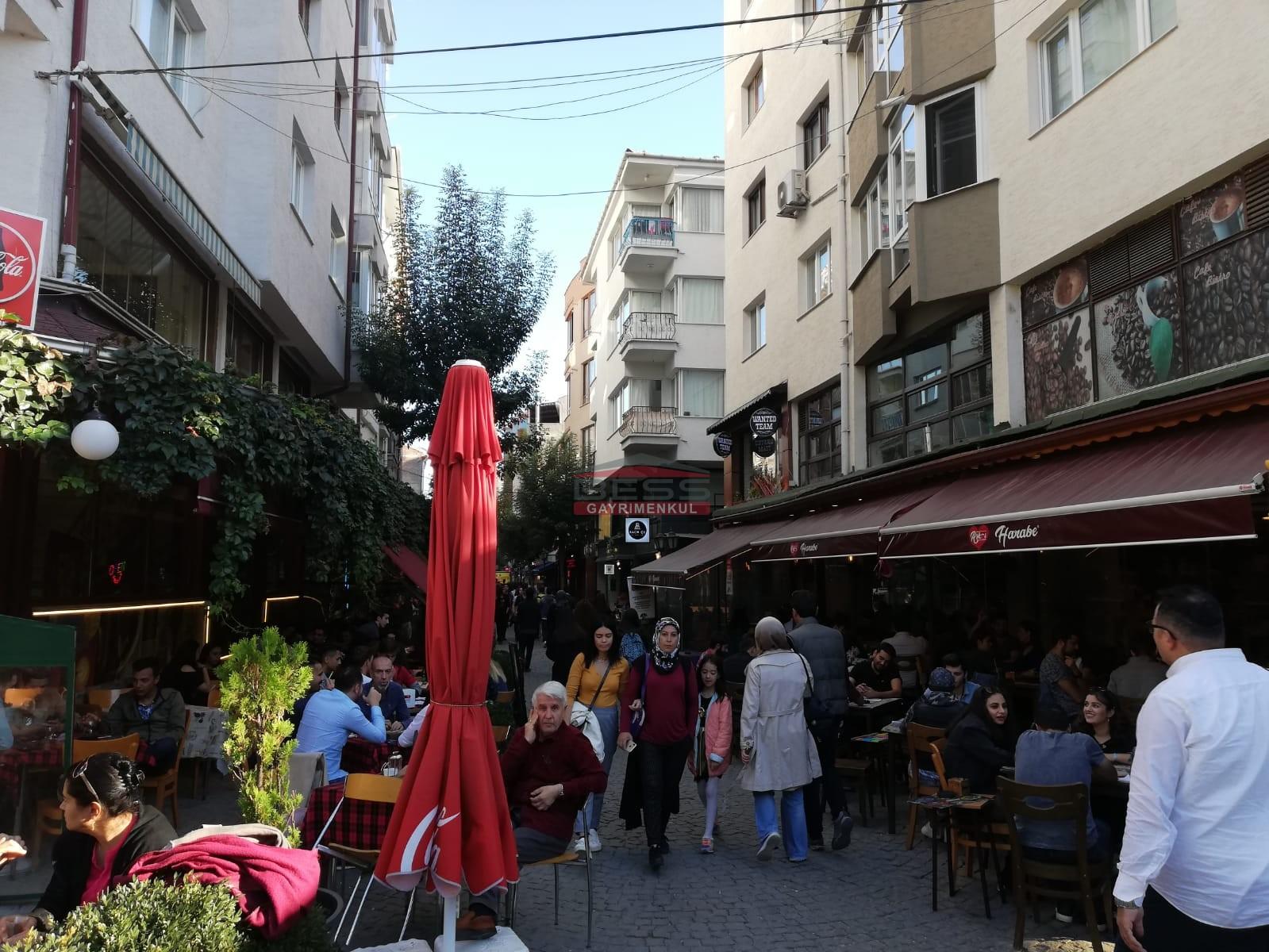 Bess | BESS GAYRİMENKUL'DEN PORSUK BULV. SATILIK KİRACILI İŞYERİ