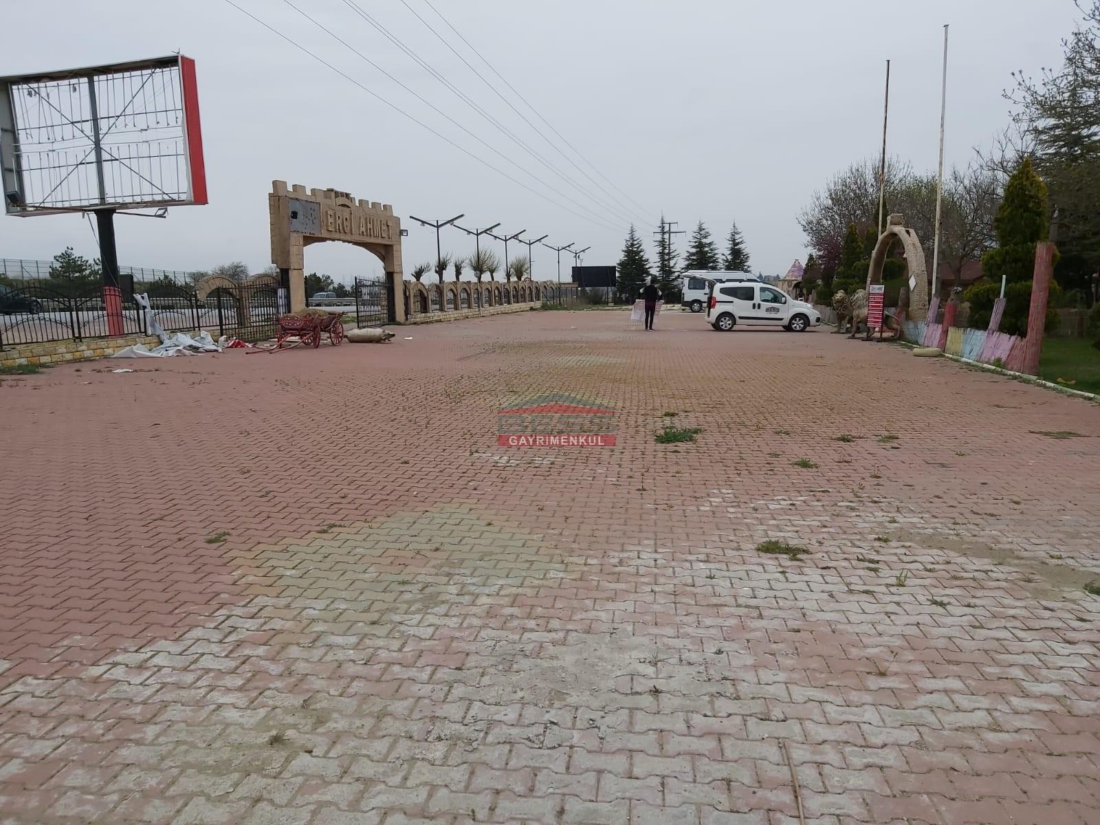 Bess   BESS GAYRİMENKUL'DEN BURSA YOLUNA CEPHELİ SATILIK İŞYERİ (ARSA)
